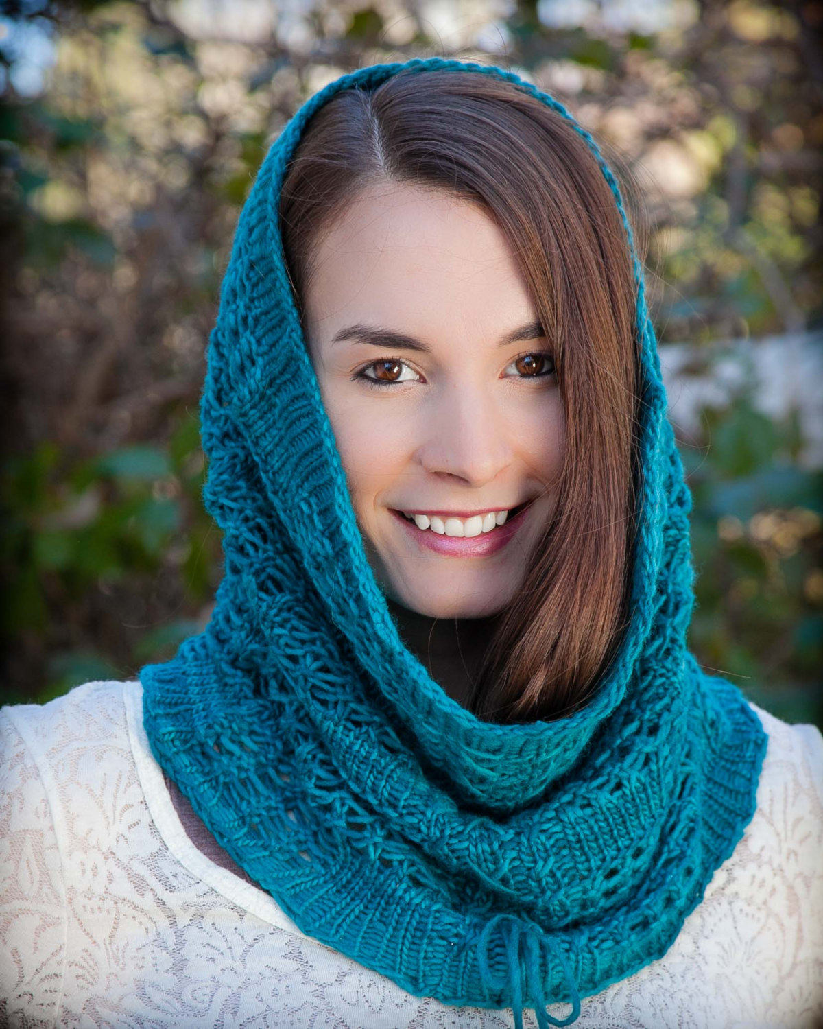 16 Loom Knitting Scarf Patterns - The Funky Stitch