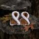 Loom Knit Baby Mocassin Pattern, Loom Knit Baby Shoe Pattern