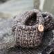 Loom Knit Baby Shoe Pattern, Loom Knit Baby Loafer PATTERN