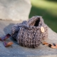 Loom Knit Baby Shoe, Loom Knit Baby Loafer PATTERN