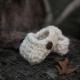 Loom Knit Baby Shoe, Loom Knit Baby Loafer PATTERN