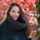 Loom Knit Cowl PATTERN, Chunky Cowl, Highland Cowl Pattern