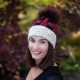 Loom Knit Buffalo Plaid Hat & Boot Toppers Pattern Set. Extra Warm Winter Loom K