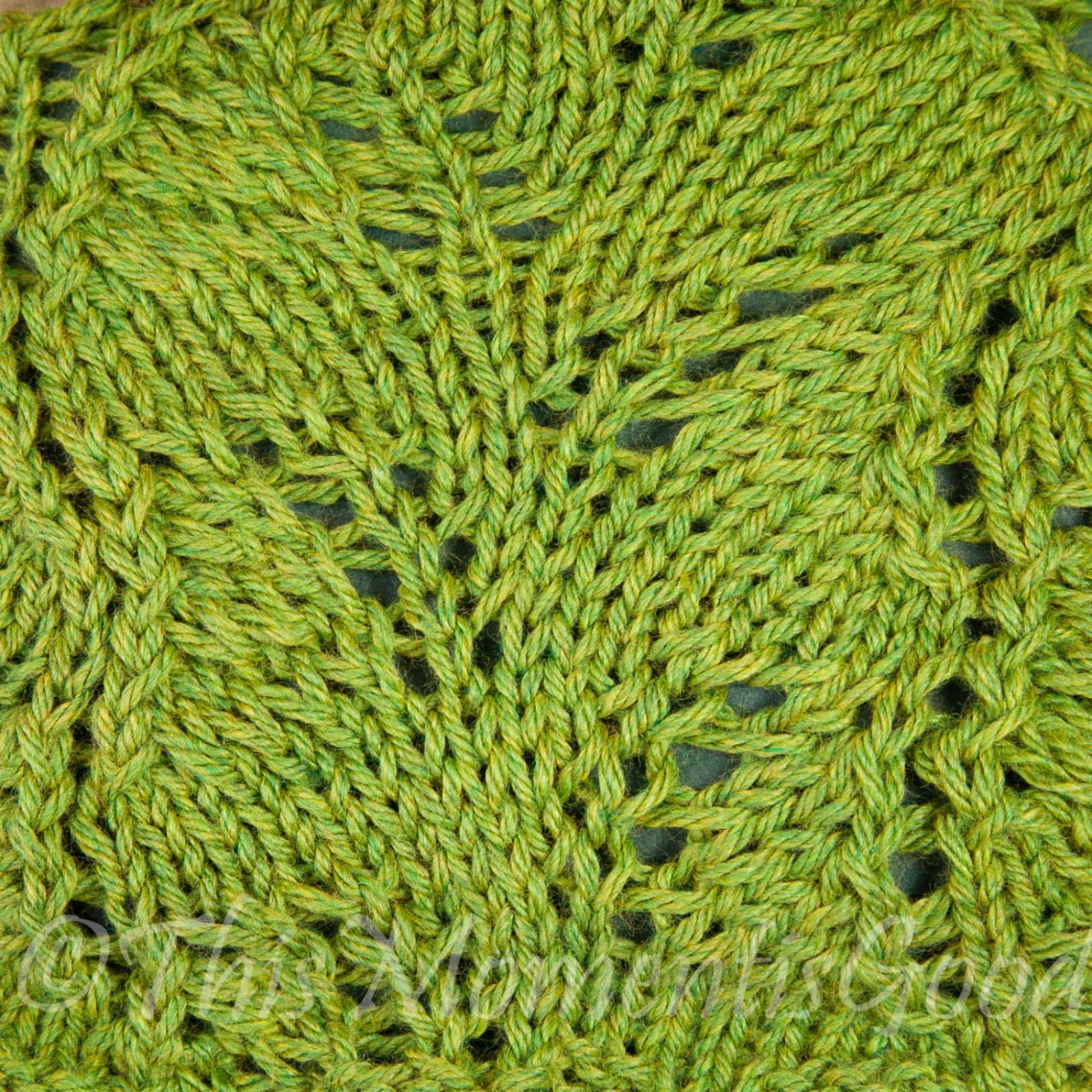 Loom Knitting Lace Pattern : LOOM KNIT FERN LACE HAT PATTERN, LIGHTWEIGHT HAT PATTERN ...