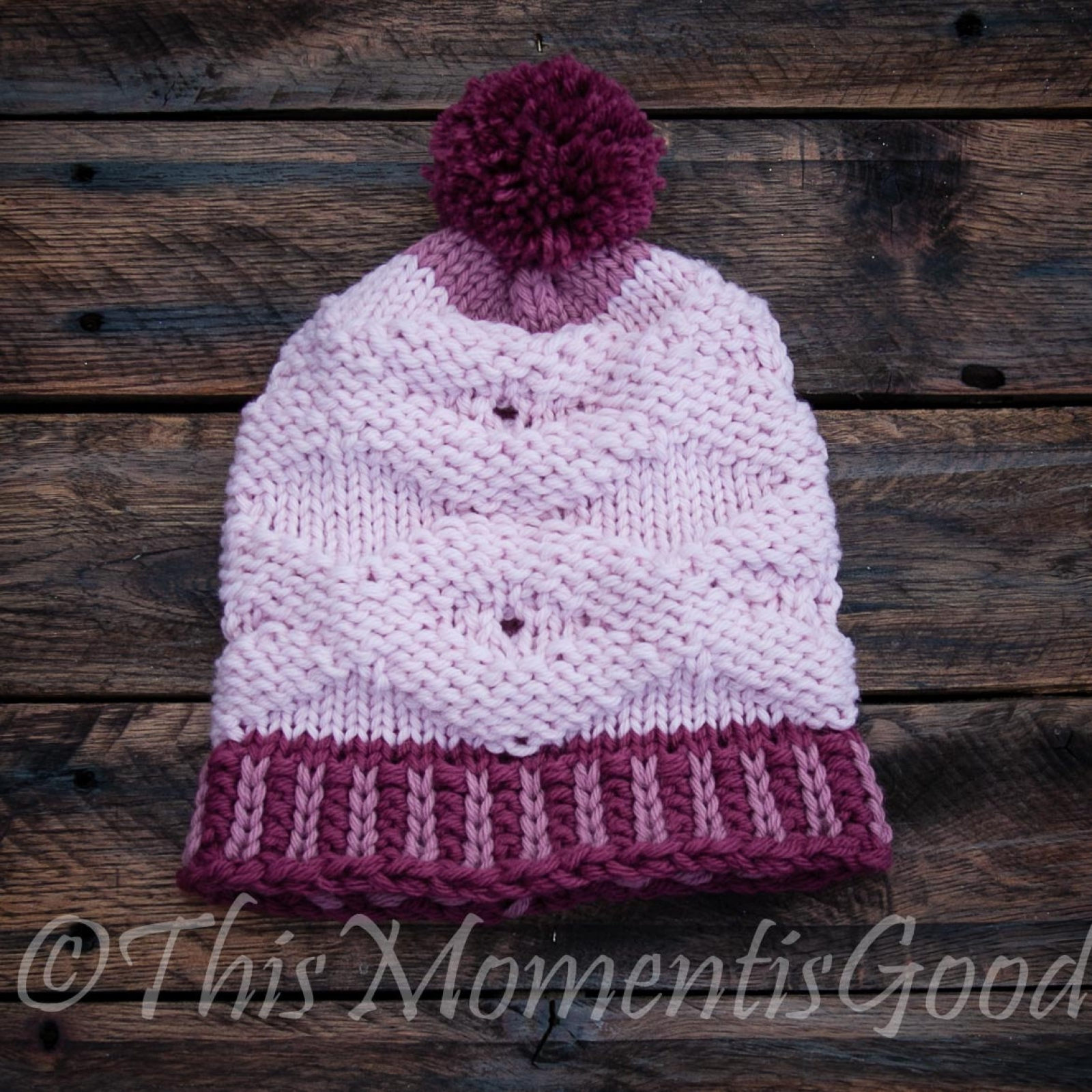 Loom Knitting Patterns 4 Beautiful Hat Patterns Included