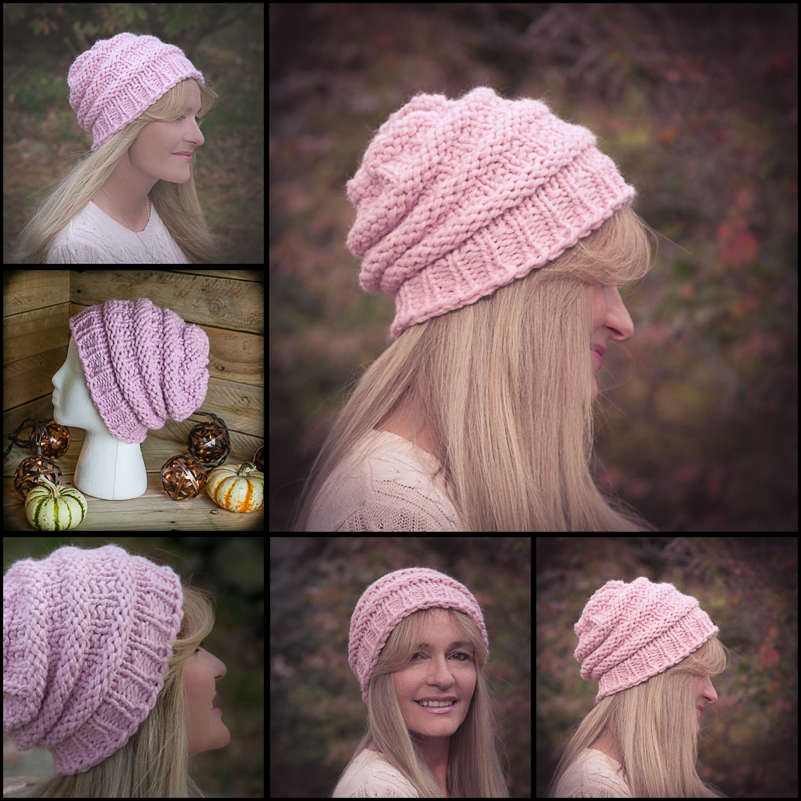 6b52015b270 Loom Knit Hat Pattern
