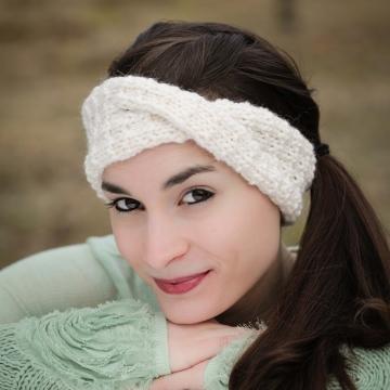 Loom Knit Headband Pattern